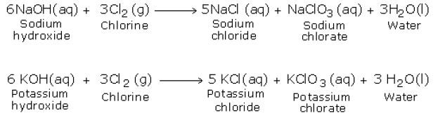 reaction with alkali 2
