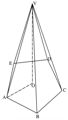 right pyramid kcse 2014