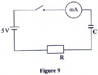 circuit used to char CJeRM