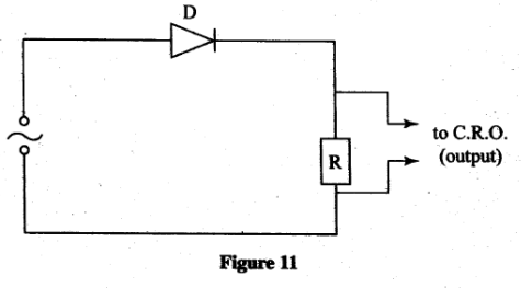 diode and resistor kcse 2012